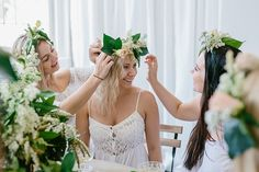 Beauty & Balance - Event Photography Floral workshop for bride to be - Emma Wand Photography Portrait Photographers, Portraits, Pregnancy Photography, Event Photographer, Floral Flowers, Flower Crown, Wedding Day, Flower Girl Dresses, Bridesmaid