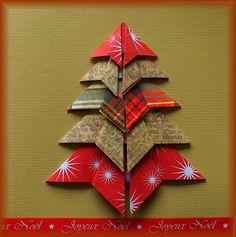DIY : carte de Noël ... A 3 roubles...   30 et alors ...
