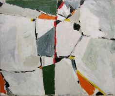 Paterson Ewen, La Pointe Sensible, 1957, oil on canvas, 50.8 x 61 cm, Canadian Art Group, Toronto. #ArtCanInstitute #CanadianArt Abstract Expressionism, Abstract Art, Canadian Artists, Printmaking, Google Images, Landscape Paintings, Oil On Canvas, Book Art, Inspiration