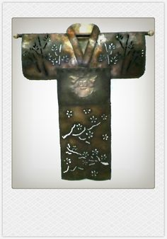Baju Piyama Japan Metal Art