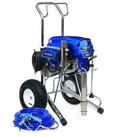 Graco TexSpray Mark V Standard Series Electric Airless Texture Sprayer 16W905 sprays drywall joint