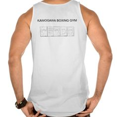 Kamogawa Boxing Gym - Legends Tanks Tank Tops
