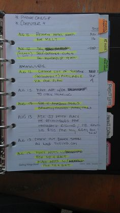 Sub-Tabs ... Ok read - very detailed if you participate / understand David Allen's GTD (Read 07/14/2013 - ThT (•~•))