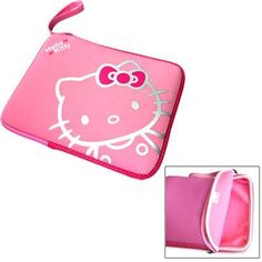 Pink Hello Kitty Notebook Sleeves and Cases trendhunter.com