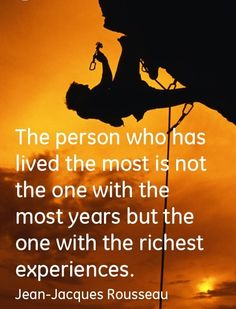 The person who has lived the most
