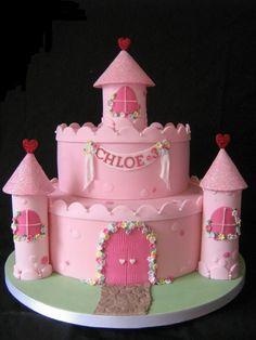 Disney Castle Cake Maisarah Disney castle cake Castles and Cake