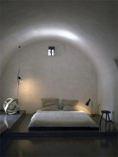 NOIR BLANC un style: Maison de campagne magique et extra-ordinaire dans l'extrême sud de l'Italie. Sublime et magistral!
