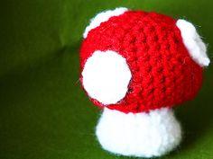 Cutest Little Mushroom   Crochet Tutorial #howto #tutorial