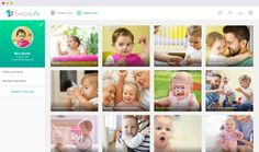 StepsLife - Keep and relive your children's awesome memories