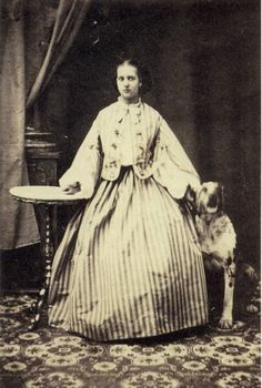 Alexandra as a Danish princess.
