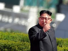 AP Photo/Wong Maye-ENorth Korea rolled out what it claimed were intercontinental ballistic missiles at a parade on Saturday, but according to former Defense Secretary William Perry, it would never use them in a first strike.  Perry told CNN's Christi http://aspost.com/post/EX-PENTAGON-CHIEF-North-Korea-is-evil-but-not-crazy-—-so-it-wont-strike-first/20393 #politics #politic #politicians #news #political…
