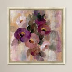Found it at Wayfair - French Bouquet Framed Painting Print