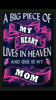 i miss u so much mom still feels like a dream