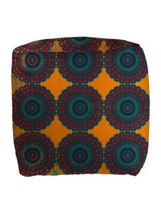 UBU Republic cube ottomans are meticulously stitched and sewn from a Poly Poplin fabric with colorful designs and moroccan patterns sure to delight. Moroccan Pattern, Poplin Fabric, Taj Mahal, Cube, Stitch, Ottomans, Sewing, Boho, Full Stop