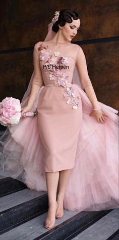 Sheer Wedding Dress, Couture Wedding Gowns, Sweetheart Wedding Dress, Tea Length Wedding Dress, Short Bridesmaid Dresses, Tea Length Dresses, Colored Wedding Dresses, Dream Wedding Dresses, Designer Wedding Dresses