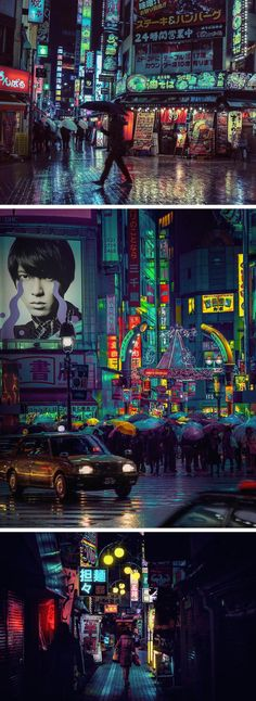 The Neon Glow of Tokyo's Nightlife Captured by Liam Wong