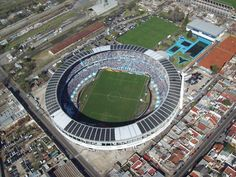 Racing Club stadium #cilindro Football Stadiums, Club, City Photo, Racing, Academia, Professor, Soccer, Presidents, Argentina