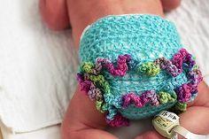 Ruffles, Diaper Cover: free pattern
