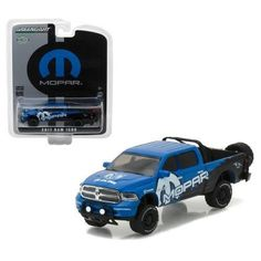 2017 Dodge Ram 15... Now available on MAZDeal.com http://maz-deal.myshopify.com/products/2017-dodge-ram-1500-pickup-truck-mopar-off-road-edition-hobby-exclusive-1-64-diecast-model-car-by-greenlight?utm_campaign=social_autopilot&utm_source=pin&utm_medium=pin