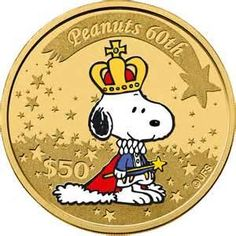 Image detail for -King Snoopy - 1/2 oz