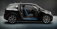 New BMW i3 Special Edition Comes Out Of The Shadows