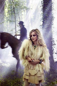 Emma Watson - Vogue Italia