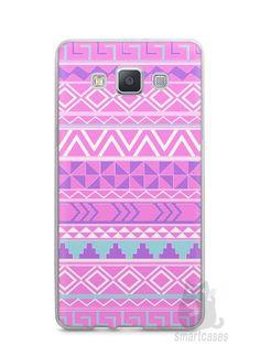 Capa Capinha Samsung A7 2015 Étnica #6 - SmartCases - Acessórios para celulares e tablets :)