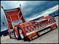 SCANIA R560 V8 Topline - Englafrakt - Eltoron - Sweden (7) | Flickr - Photo Sharing!