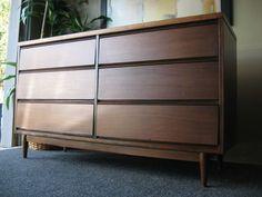 Austin: Mid Century Dresser $180 - http://furnishlyst.com/listings/337187