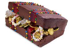 How to make a Treasure Chest Cake