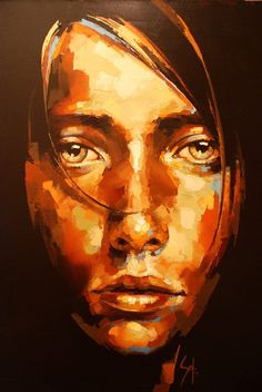 Solly Smook artist Abstract Portrait, Portrait Art, Realistic Sketch, Paintings I Love, Abstract Paintings, Amazing Drawings, Disney Drawings, Pictures To Draw, Box Art