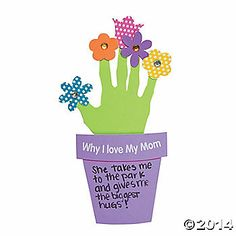 Homemade Mothers Day Greeting Card Ideas Preschool Mother S Day