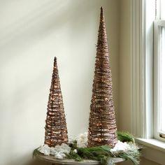 Terrain Grapevine Conifer Cone, Small #shopterrain