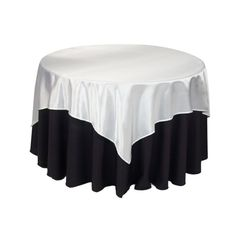 I like this idea....their tables with black plates and red centerpieces...ours opposite to this with white plates and black and white centerpieces...I think I would want rectangular tables though