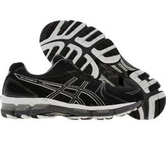 uk availability 266a4 62077 Asics Gel-Kayano 18 (black   onyx   white)