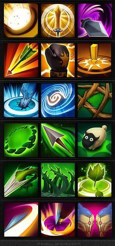 极度幻境采集到ui 元素(1319图)_花瓣UI 交互设计 2d Game Art, Video Game Art, Game Ui Design, Icon Design, Game Concept, Concept Art, Game Textures, Game Props, Game Interface