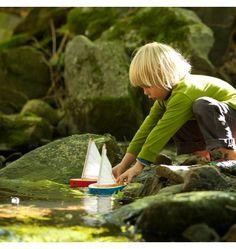 little sailboat | Nova Natural Toys + Crafts