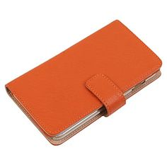 Apple iPhone 6 Plus (5.5) Genuine Cowhide Leather Wallet Style Flip Case (Orange) jnjstella http://www.amazon.com/dp/B00SSN584Y/ref=cm_sw_r_pi_dp_.to3vb0SJJN8C