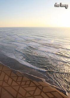 Amazing Sand-Land Art