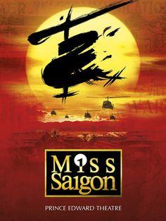 Miss Saigon @ Prince Edward Theatre, London | December, 2015