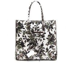 Usa ou não usa? Bolsa floral Balenciaga