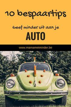 Besparen op je auto is eenvoudig met deze simpele bespaartips. Door enkele kleine aanpassingen te maken, kan je meteen geld besparen.