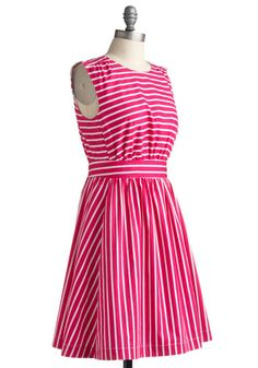 Too Much Fun dress in Strawberry, $78.