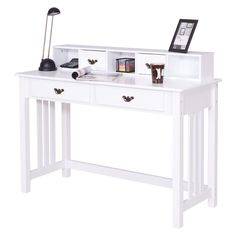 Best Of White Desk with Drawers