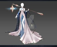This would be a cool outfit if it weren't for the slit being so high up.