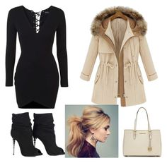 """""""Mi día"""" by rubenparra on Polyvore featuring Topshop and MICHAEL Michael Kors"""