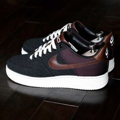 hot sale online 243ac 749f1 ... nike air force 1 bespoke by the maverick project. two life long