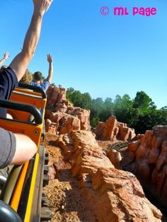 Guide to Walt Disney World: Attractions!!