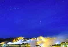 Snowmaking magic, Perisher June '13 by Mic Simpson