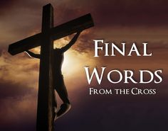 Free* Good Friday Pictures Jesus Greetings Wishes - 2017 Good Friday Images, Happy Good Friday, Friday Pictures, It Is Finished Jesus, Finished Quotes, Father Forgive Them, Scripture For Today, Today's Scripture, Faith Bible